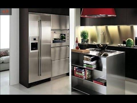 Kitchen Set Stainless Steel Youtube