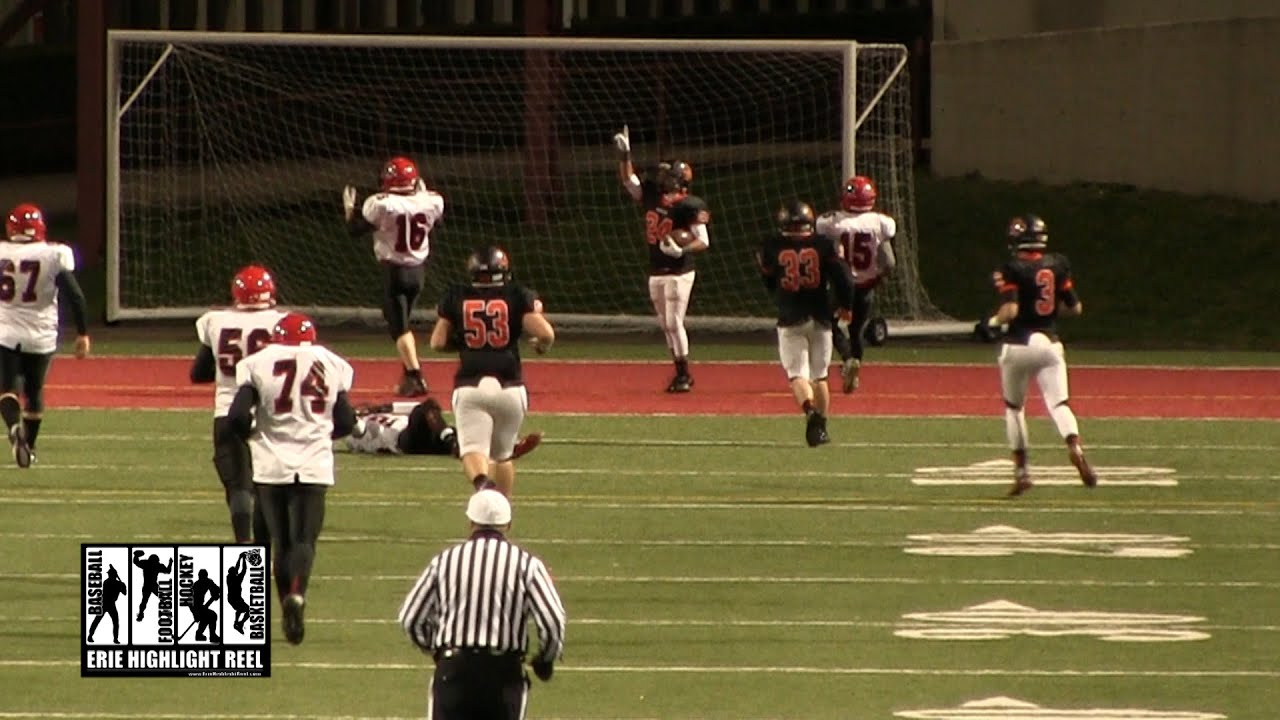 Cathedral Prep Meadville 2014 High School Football Playoffs Troy
