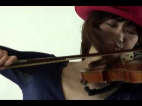 《Violin Paradise》Europe Version- April 5th, 2012 Released!!