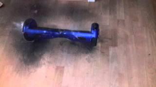 Фото Вот так горят гироскутер или Hoverboard