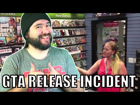 Gta Release Incident