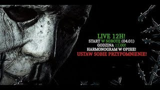 12h LIVE! - / Q&A / GIVEAWAY /  QUIZZ HOUSE / GRY Z WIDZAMI  / FEAR 2 - Na żywo