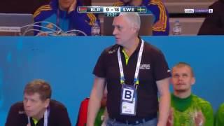 Belarus Sweden Handball World Championship Play Offs 1/8 finals 2017