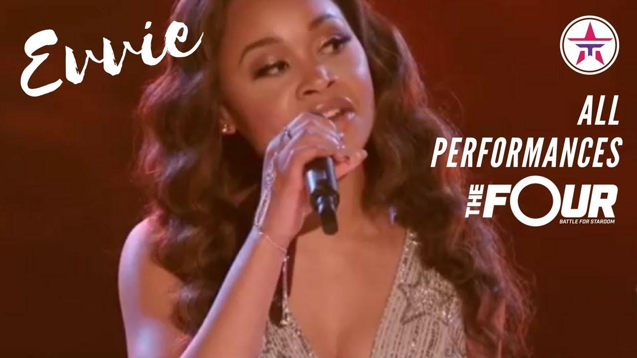 Download EVVIE McKINNEY: All Performances On 'The Four' | The Four Season 1
