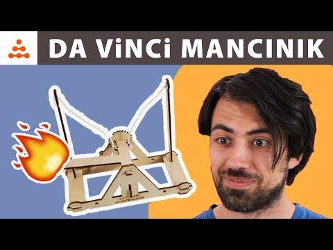 Leonardo Da Vinci'nin İcadı Mühendislik Harikası 3 Sistem