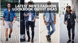Best 16 Different Styles of Denim Jackets for Men | Jean Jacket Outfit Ideas | Lookbook Inspiration