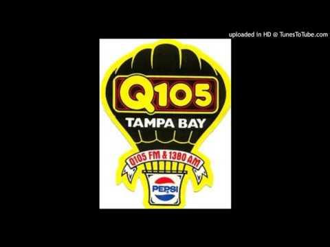 WRBQ Q105 Tampa - Jon Anthony 1986