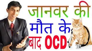 हाथ से जानवर की मृत्यु हो जाने || डर के कारण उत्पन्न हुआ ओसीडी OCD || Free form OCD Phobia Depressio