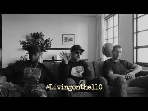 Living on the 110 Interview 1 - Prophets of Rage
