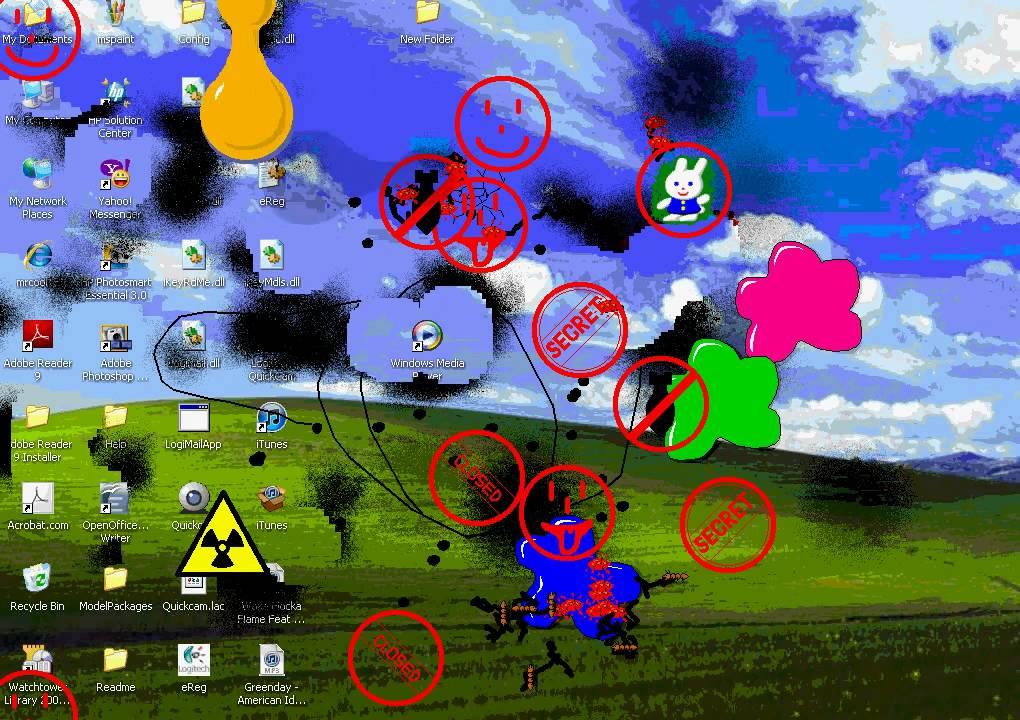 desktop destroyer christmas free download