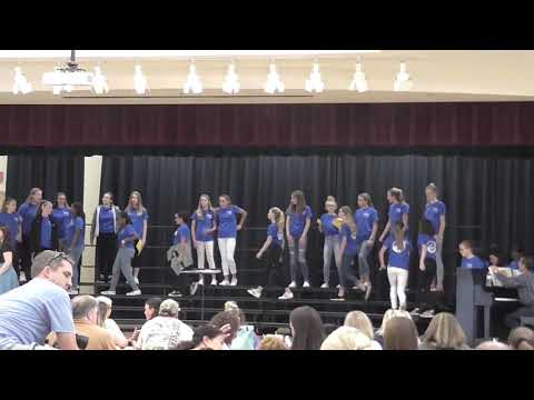 Wolf Lake Middle School Chorus PreMPA