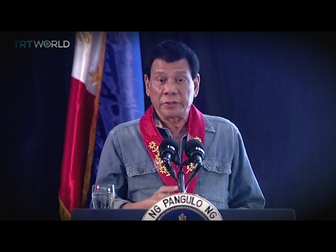 Philippines Insurgency: President Duterte calls for preparation for a long war