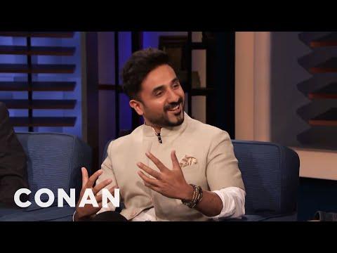 Vir Das's Pitch For An Indian Marvel Superhero - CONAN on TBS