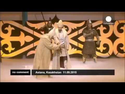 Казахстан отмечает 550-летие Казахского ханства