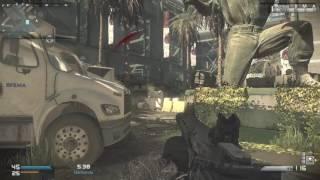 Call of Duty® Ghosts eu matando  tudo