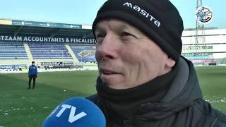 Wil Boessen blikt vooruit op FC Eindhoven - FC Den Bosch