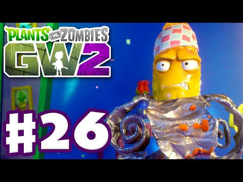 Plants Vs Zombies Garden Warfare 2 Gameplay Part 26 Bbq Corn Pc Cp Fun Music Videos