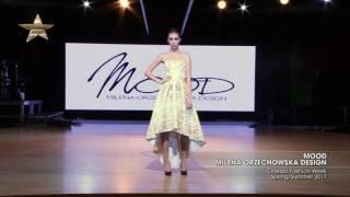 Показ    MOOD MILENA ORZECHOWSKA DESIGN, Odessa Fashion Week, Весна Лето 2017