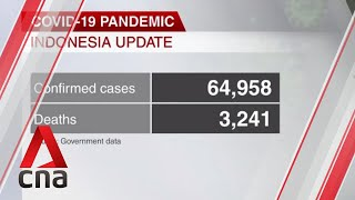 COVID-19: Indonesia records more than 1,200 new cases