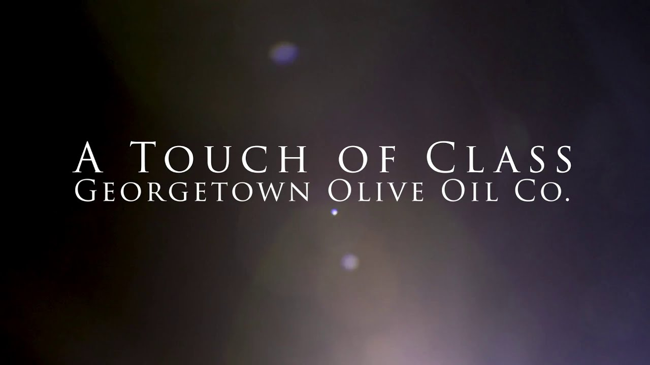 Promotional Video: Georgetown Olive Oil Company, Washington DC, Italian Balsamic with Strawberries.