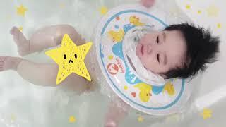 [137일] 일산집에서 물놀이(feat.아라칸목튜브)