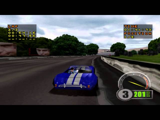 Test Drive 6 (PS1) Gameplay