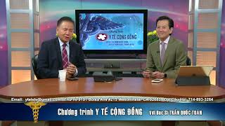 Y TE CONG DONG 2018 02 19 PART 3 4 BS TRAN QUOC TOAN BS TRAN QUOC THANH NHAN