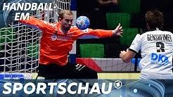 Rot für Uwe Gensheimer! Die Hintergründe und Folgen | Sportschau