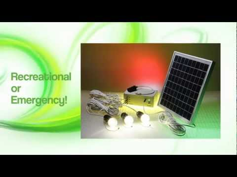 LEDtronics-Did You Know Ep 7-Solar Power Products