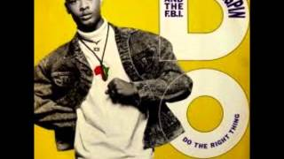 Redhead Kingpin and The FBI - Do The Right Thing ( Teddy Riley Remix )
