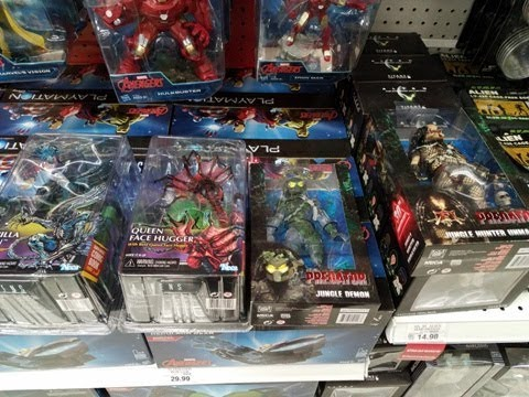 New Neca At Toys R Us | Quick Toy Hunt