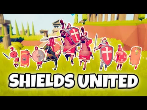 shields-united.-every-shield-units-vs-same-price-units-|-tabs-gameplay