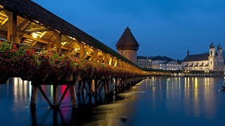 Best places - Beautiful Lucerne - Diamond of Switzerland