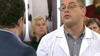 Неврит лицевого нерва. О самом главном. Программа о здоровье на Россия 1