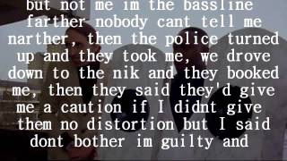 Dizzee Rascal - Bassline Junkie [OFFICIAL LYRICS]