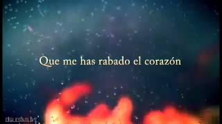 Enrique Iglesias   El Perdedor ft Marco Antonio Sols Lyrics on screen