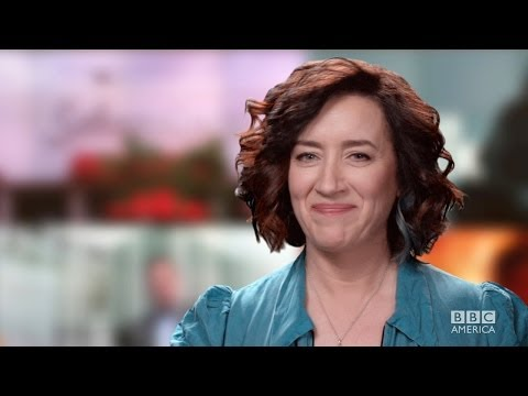 MARIA DOYLE KENNEDY picks Mrs S or Downton's Mrs Bates: ORPHAN BLACK A Spot of Tea