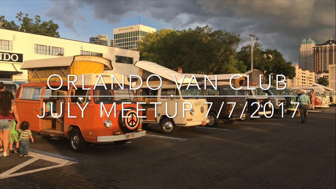 e420416408 Orlando Van Club Meetup July 7th
