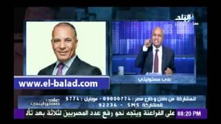 بالفيديو.. «بكري»: مطلوب من أحمد موسى الجلوس عاما كاملا بدون كتابة أو الظهور على الشاشات