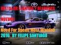 Como Instalar Llantas y Alerones Nuevos En Need For Speed Most Wanted 2016