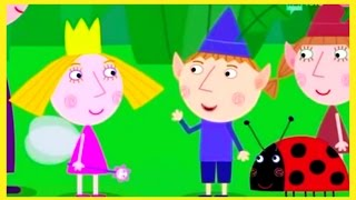 IL PICCOLO REGNO DI BEN E HOLLY  nuovi episodi completi in Italiano - cartoni animati per bambini