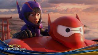 Scott Adsit on Big Hero 6 - Cineplex Interview