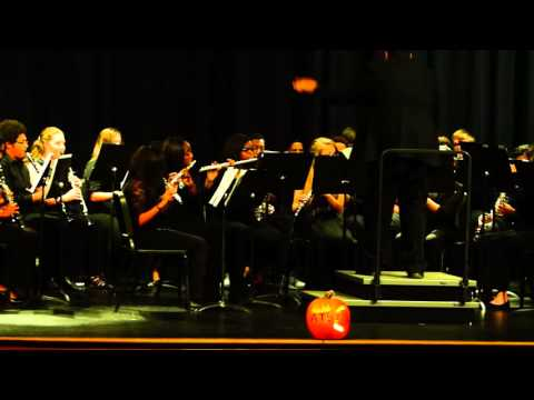 Alcovy High School 2015 Concert Band Pt. 3