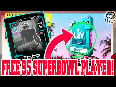 FREE 95 SUPERBOWL PAST PLAYER! NEW MISSIONS SETS & HOW TO MAKE THE MOST COINS! (Superbowl PT1)MUT 20