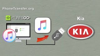 How to Put iTunes Music on your Kia Car, Sync Songs from iTunes with Kia Car