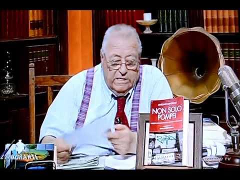 """"""" Non solo Pompei"""", Luigi Necco presenta il libro di ..."""
