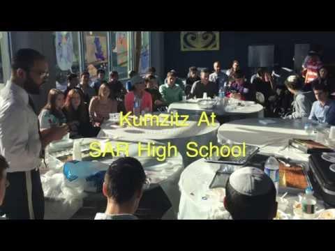 Kumzitz at SAR High School 11/20/15