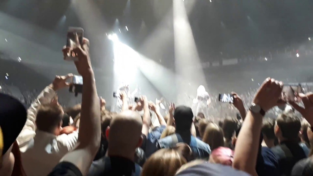 Metallica Helsinki 11.5.2018 Rappiolla