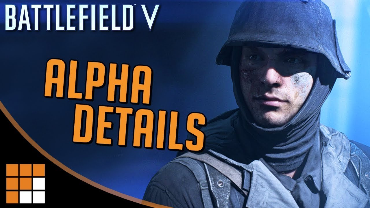 Battlefield V: Closed Alpha Details + How You Can Get a Code