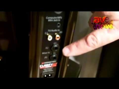 8fb2d761e6c CEDIA 2011: Monster Demos Clarity HD Model One - YouTube